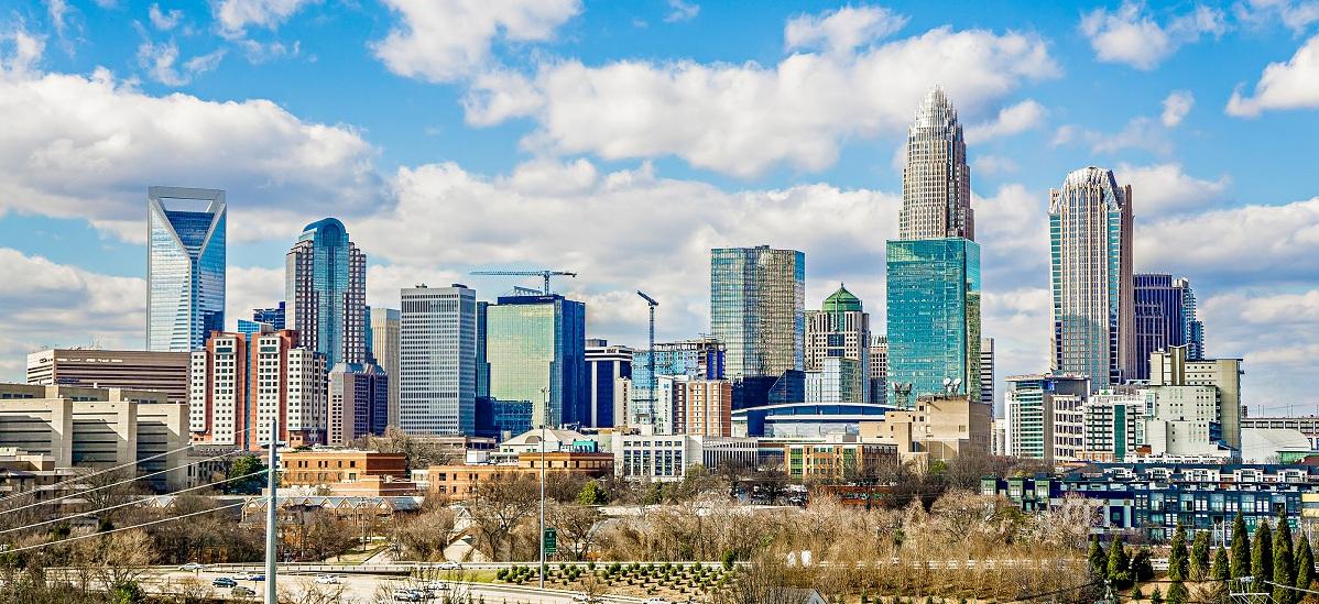 Charlotte's Beautiful Skyline
