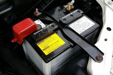 Car Battery Jump Start Service