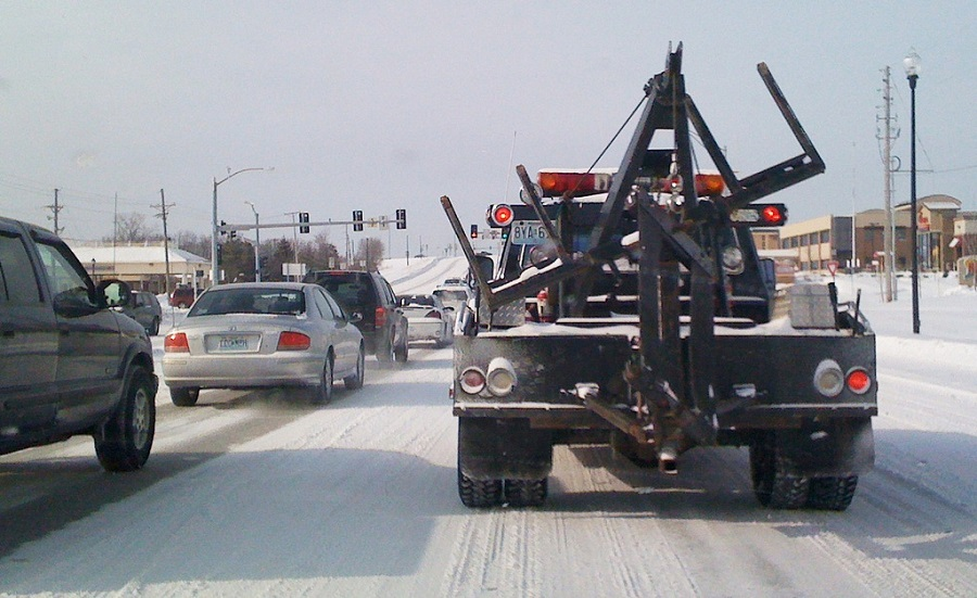 Finding the Right Towing Service Provider
